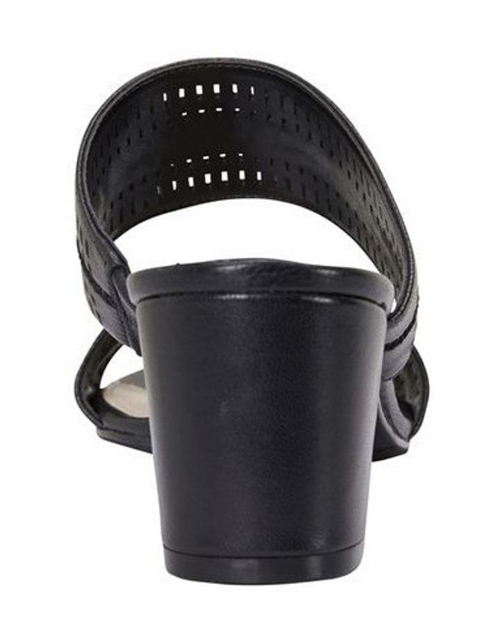 Ambrose Black Glove Sandal image 5