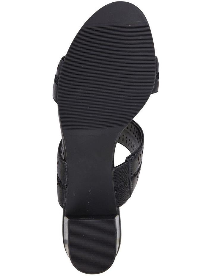 Ambrose Black Glove Sandal image 6