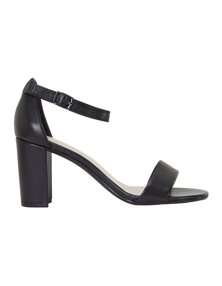 Jessica Black Glove Sandal image 1