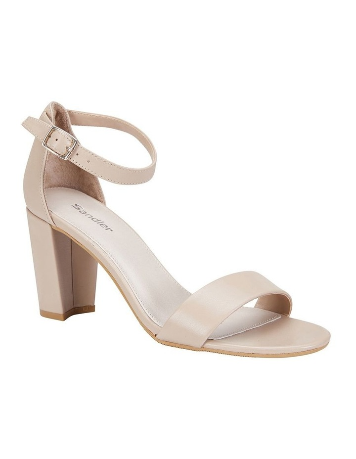Jessica Nude Glove Sandal image 2