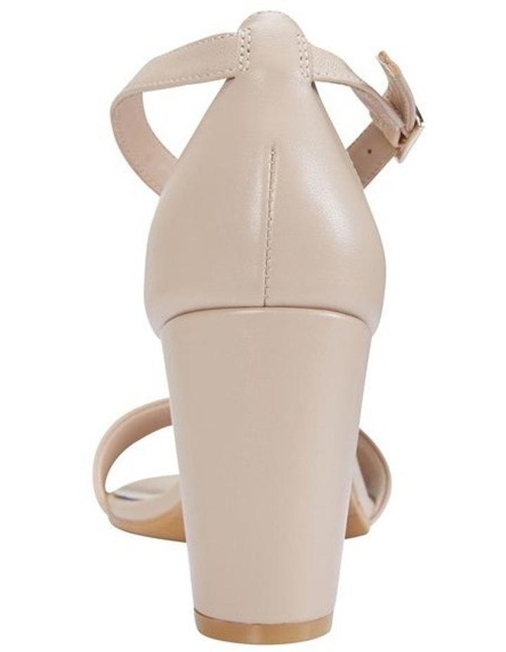 Jessica Nude Glove Sandal image 5