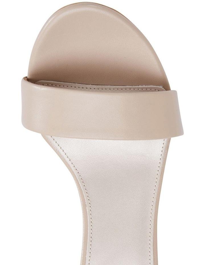 Jessica Nude Glove Sandal image 7