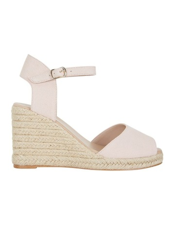 ba7b1bacef4 Sandler Aloha Blush Linen Sandal