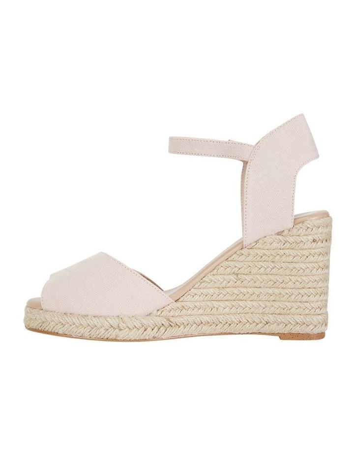Aloha Blush Linen Sandal image 3