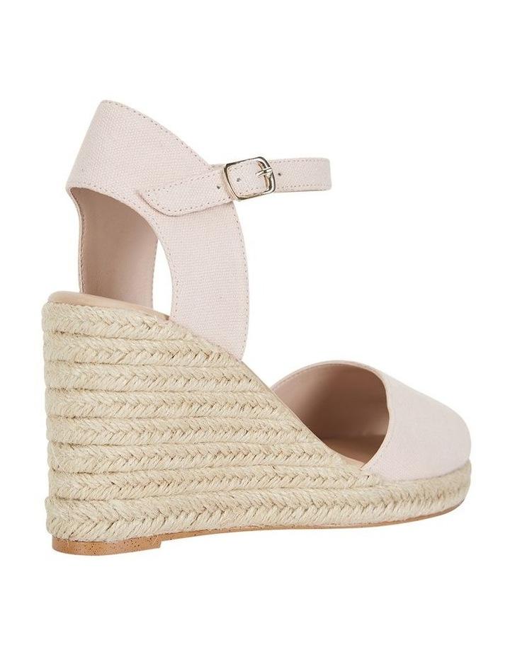 Aloha Blush Linen Sandal image 4