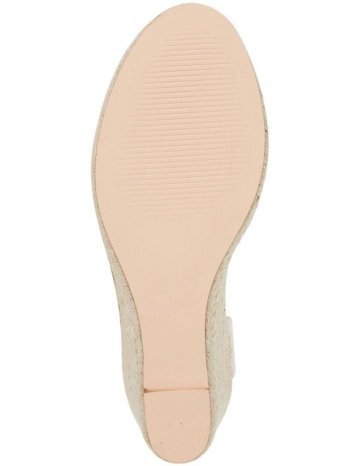 Aloha Blush Linen Sandal image 6
