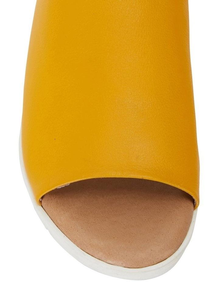 Fate Mustard Glove Sandal image 5