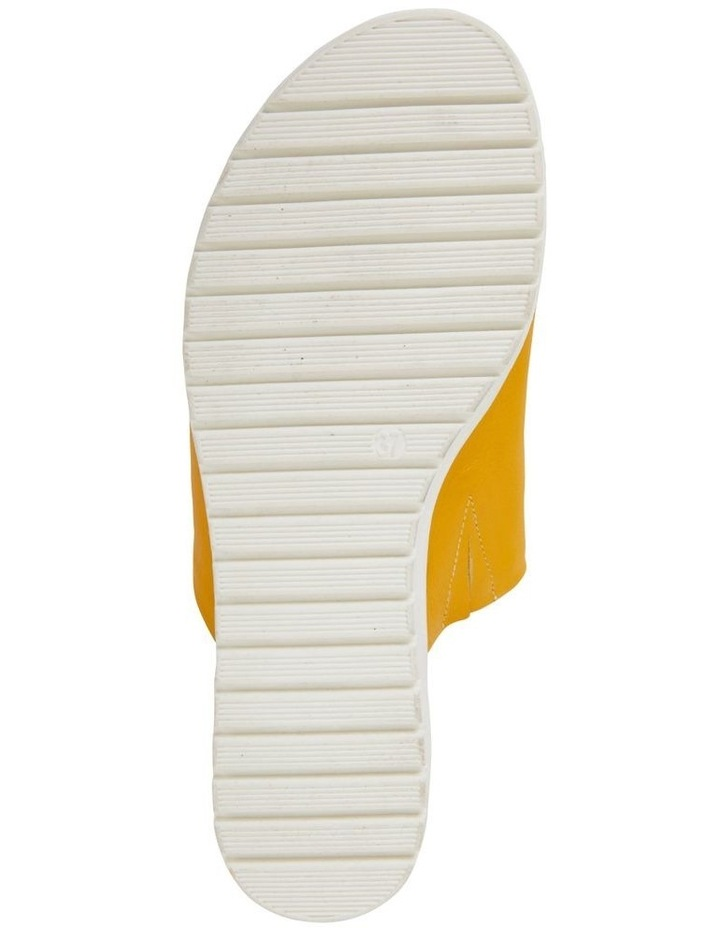 Fate Mustard Glove Sandal image 6