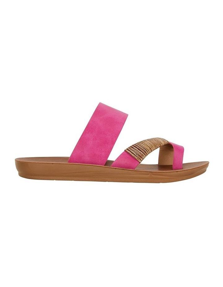 Gidget Pink Smooth Sandal image 1