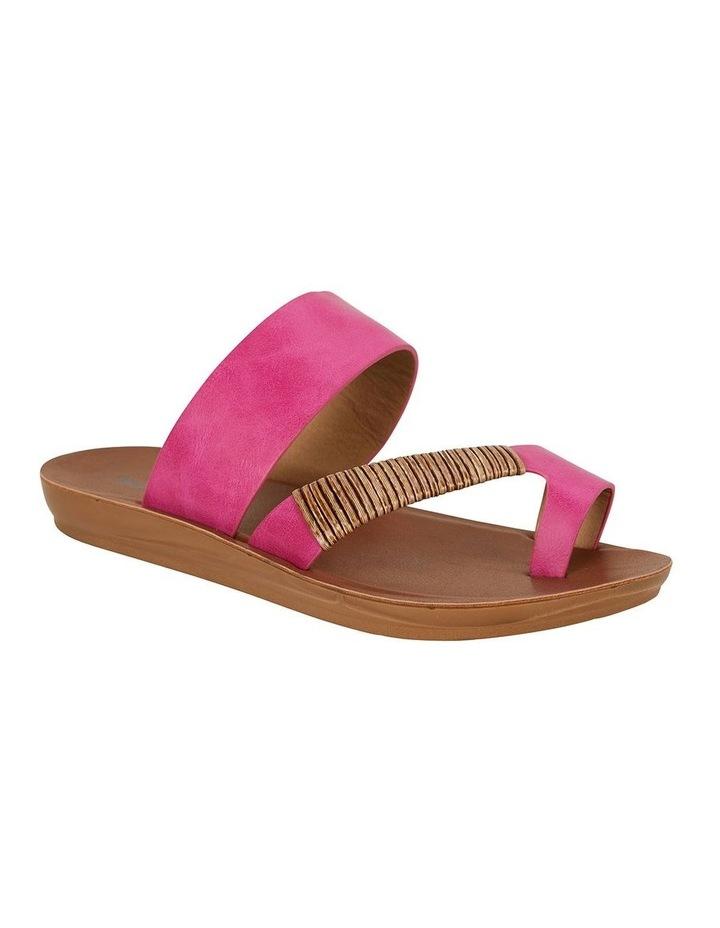 Gidget Pink Smooth Sandal image 2