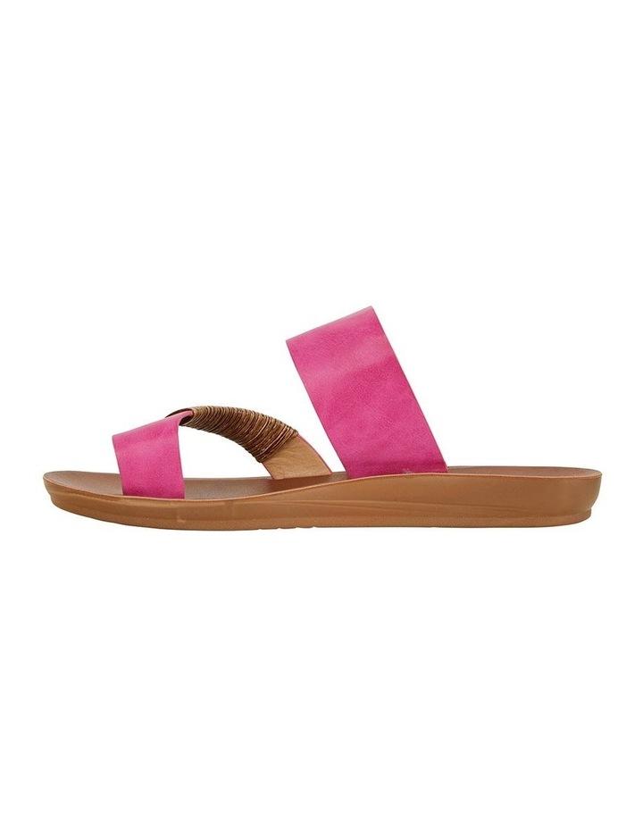 Gidget Pink Smooth Sandal image 3
