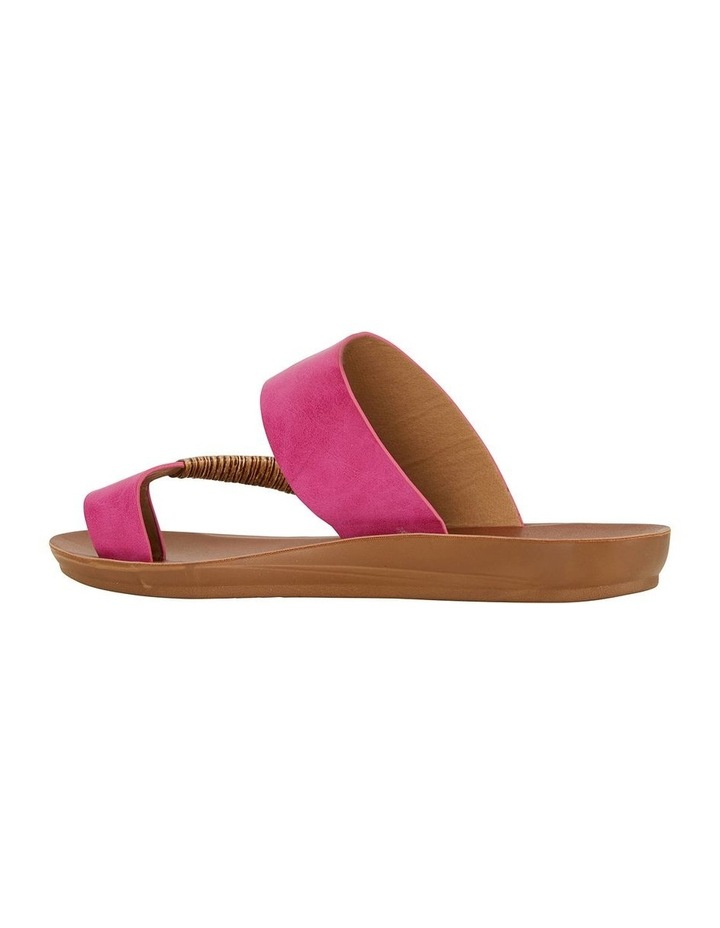 Gidget Pink Smooth Sandal image 4