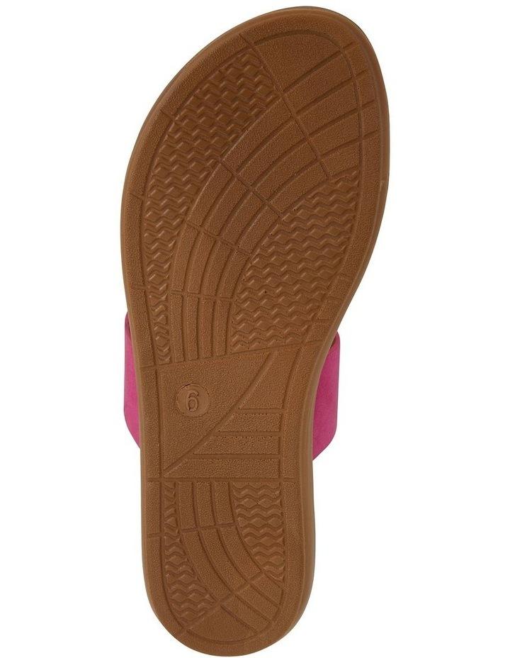 Gidget Pink Smooth Sandal image 6