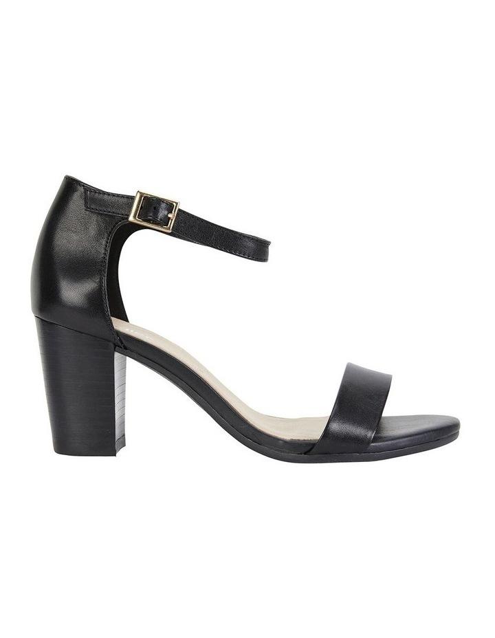 Beyond Black Glove Sandal image 1