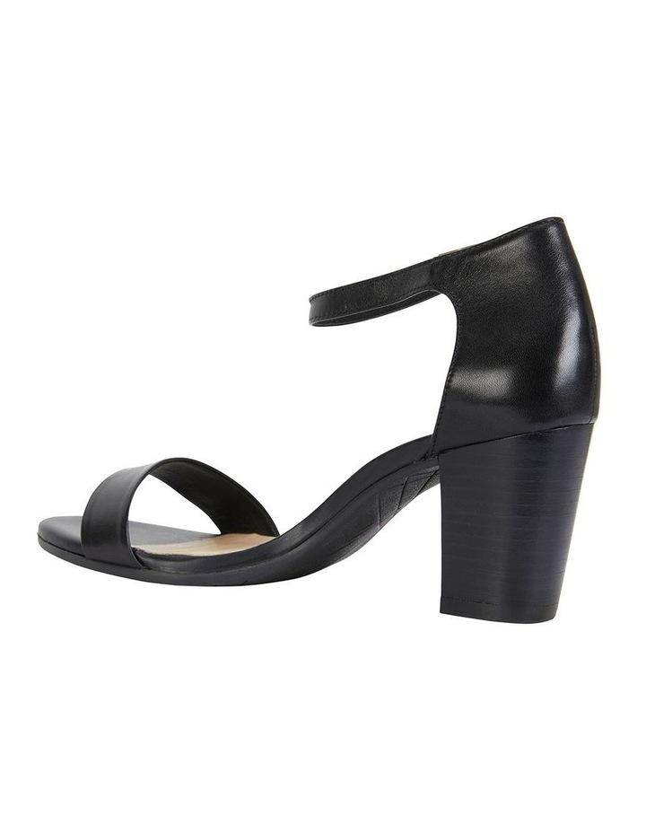 Beyond Black Glove Sandal image 3