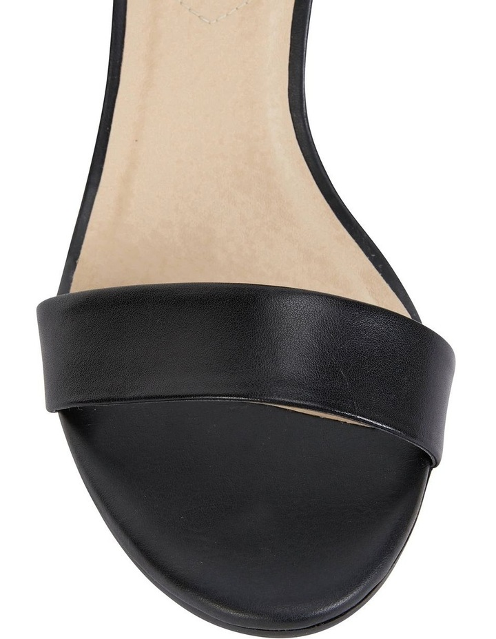 Beyond Black Glove Sandal image 4