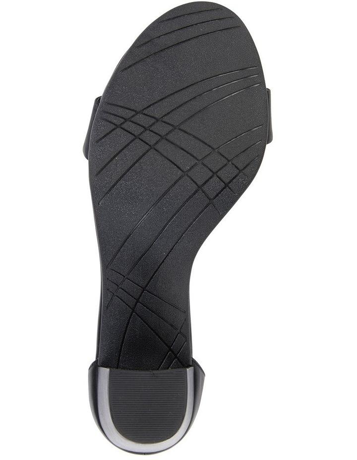 Beyond Black Glove Sandal image 5