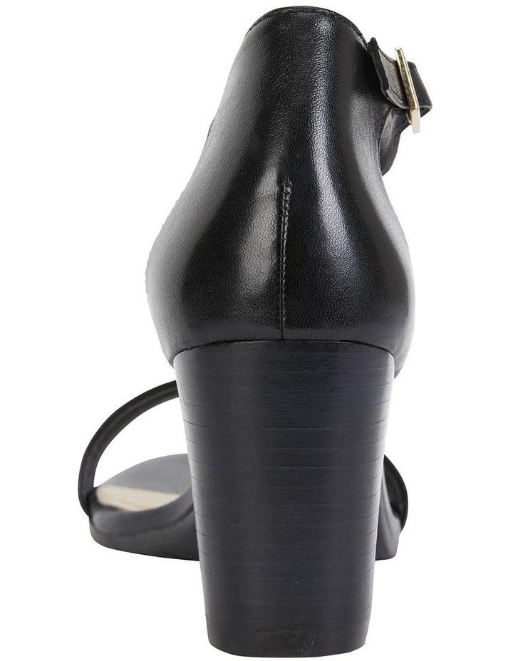 Beyond Black Glove Sandal image 6