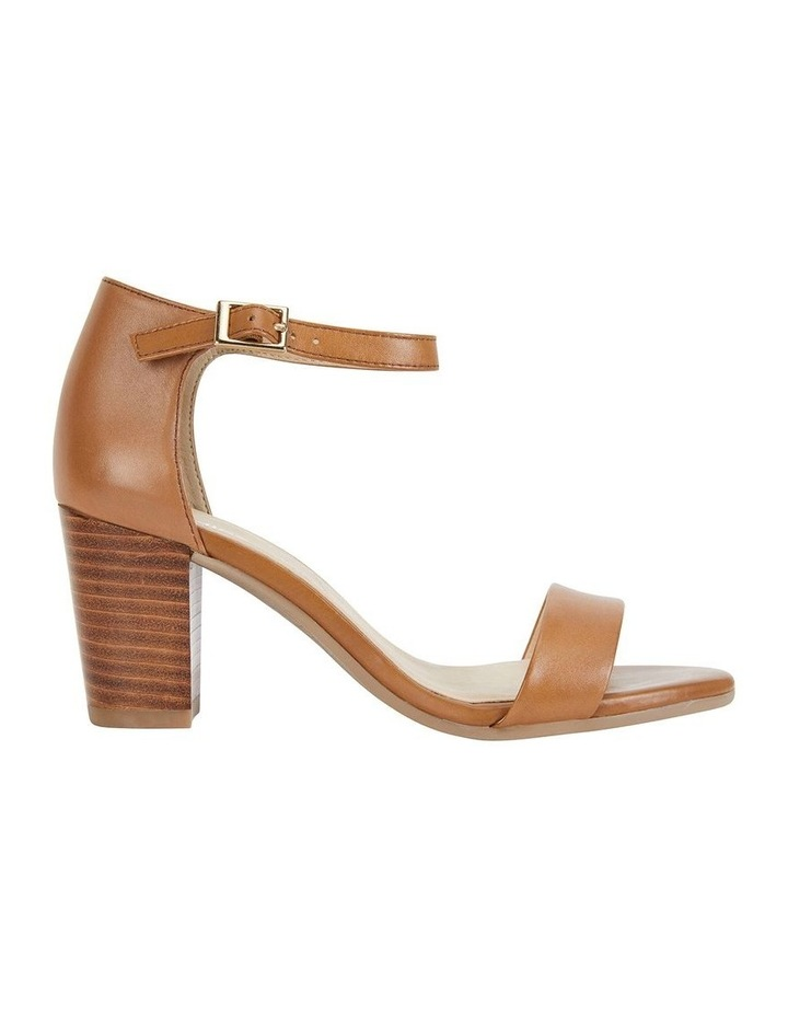 Beyond Tan Glove Sandal image 1