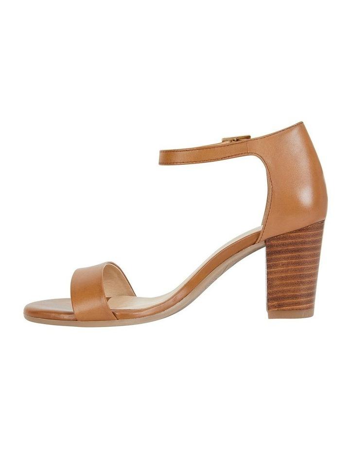 Beyond Tan Glove Sandal image 2