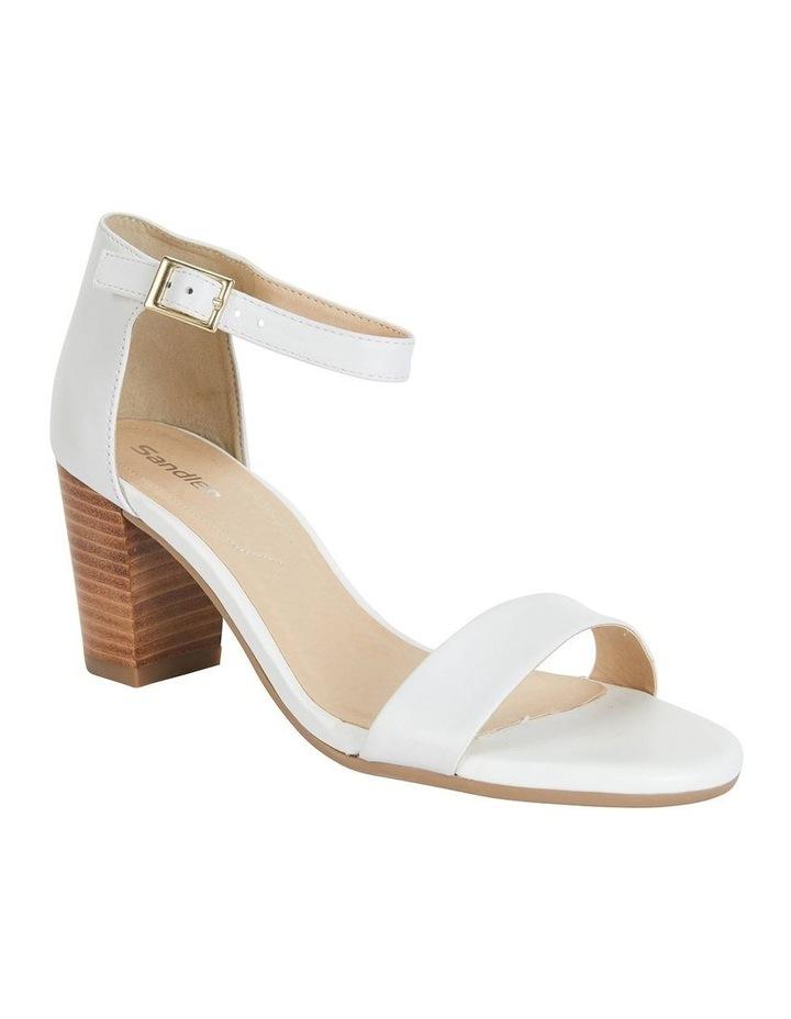 Beyond White Glove Sandal image 1