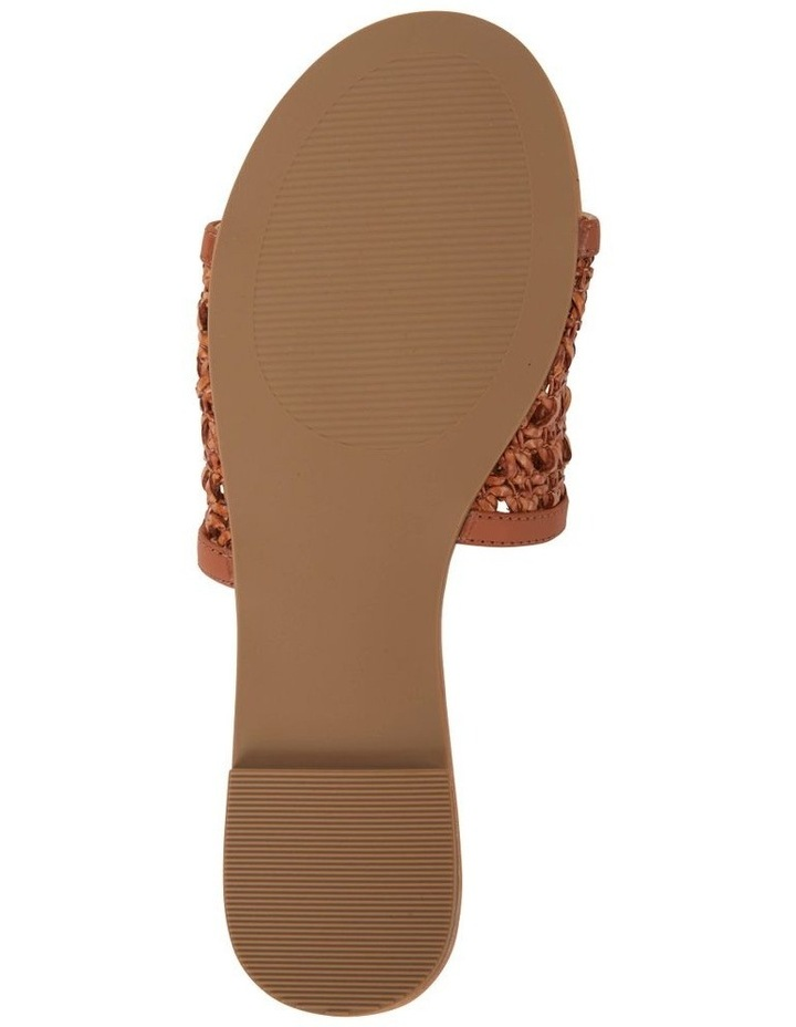 Ditto Tan Weave Sandal image 6
