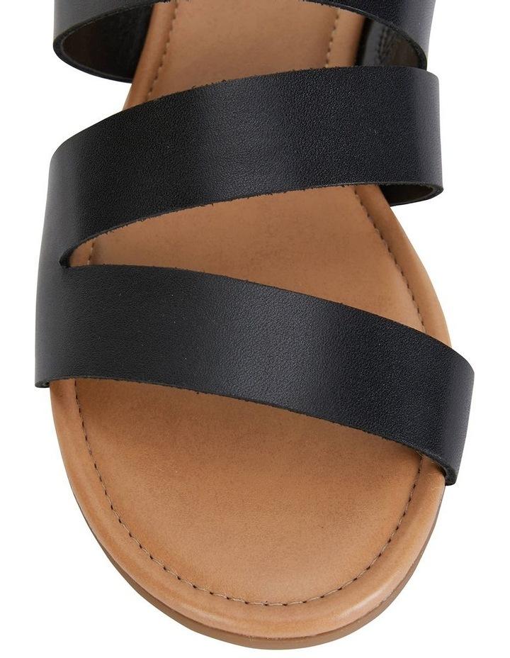 Detour Black Glove Sandal image 6