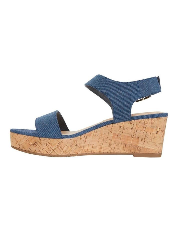 Ember Denim Fabric Sandal image 3