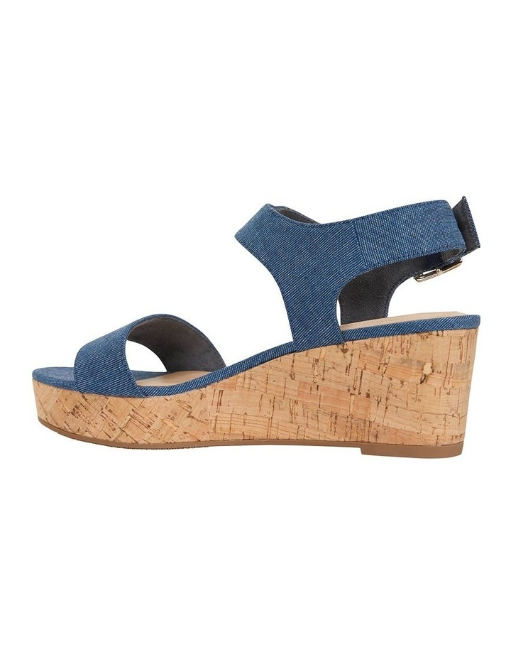 Ember Denim Fabric Sandal image 4