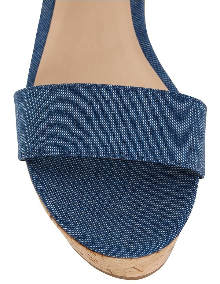 Ember Denim Fabric Sandal image 5
