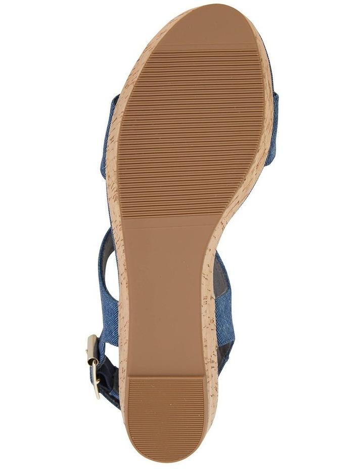 Ember Denim Fabric Sandal image 6