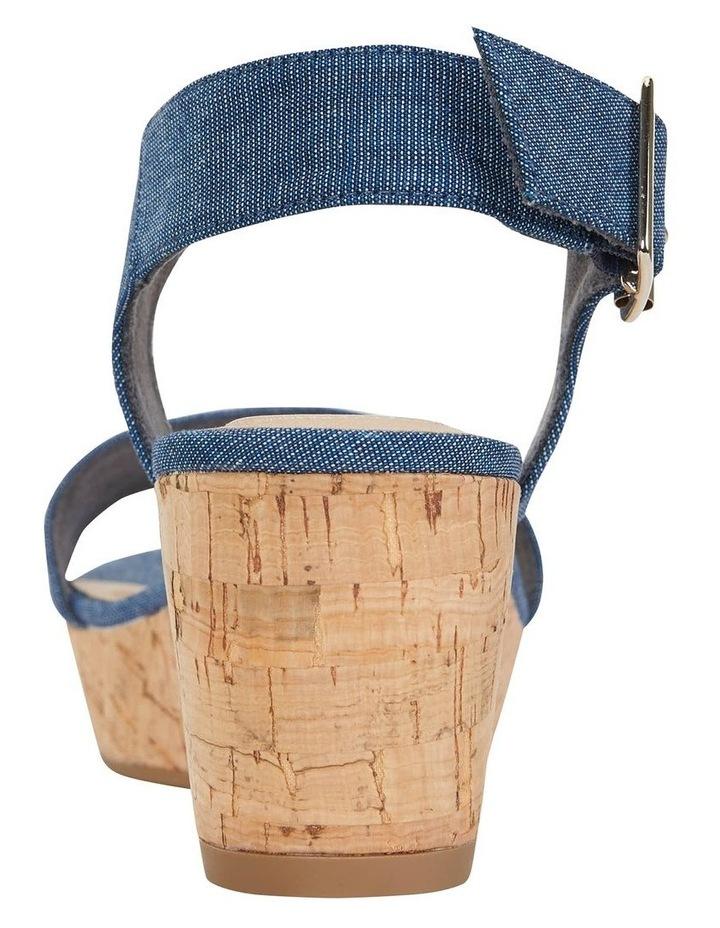 Ember Denim Fabric Sandal image 7