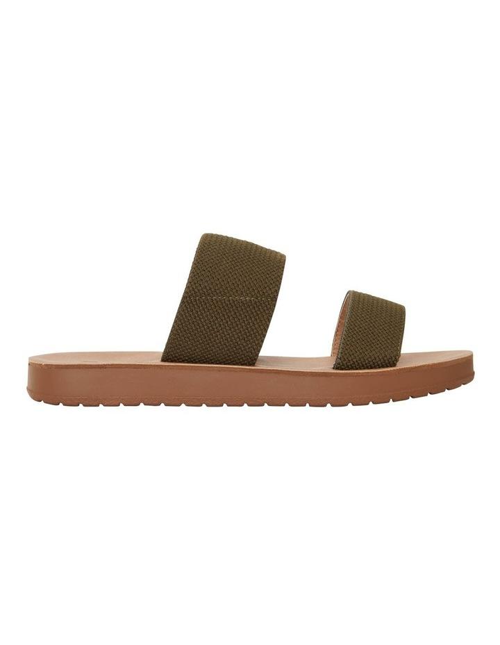 Havoc Khaki Elastic Sandal image 1