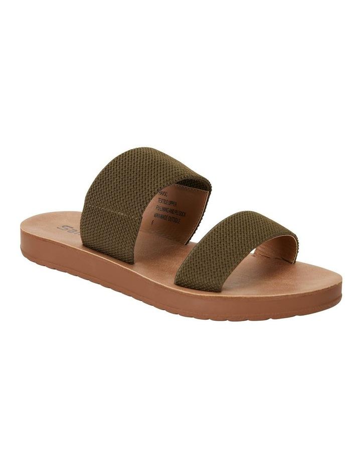 Havoc Khaki Elastic Sandal image 2