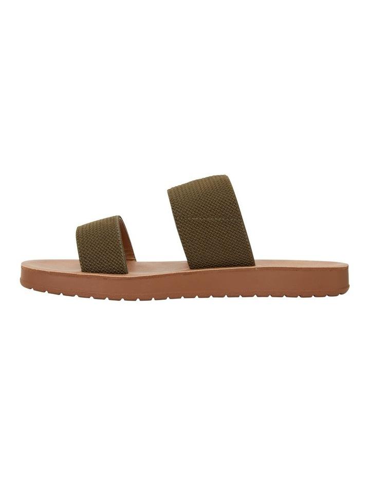 Havoc Khaki Elastic Sandal image 3