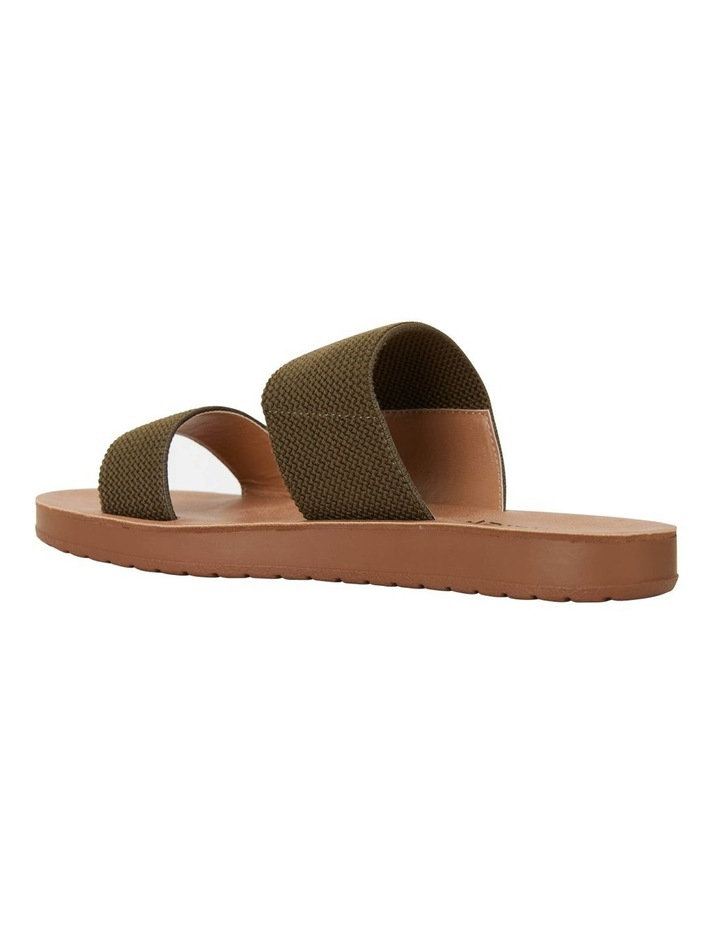Havoc Khaki Elastic Sandal image 4
