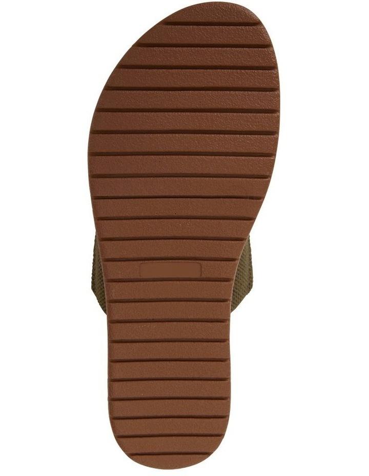 Havoc Khaki Elastic Sandal image 6