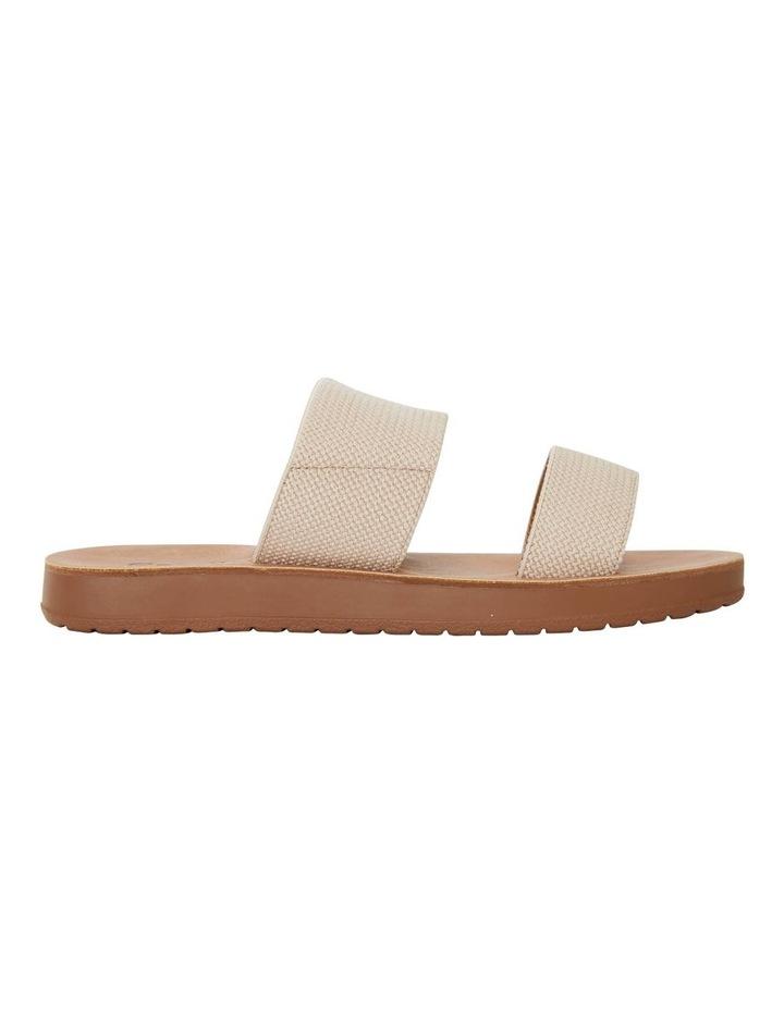 Havoc Nude Elastic Sandal image 1