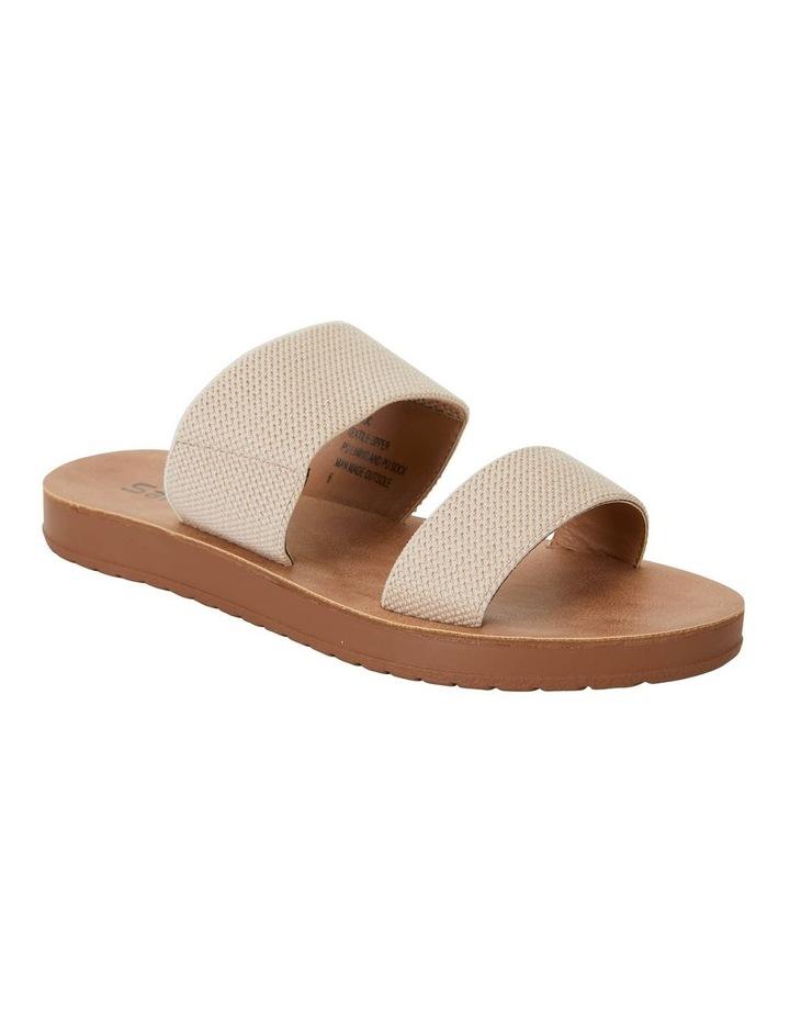 Havoc Nude Elastic Sandal image 2