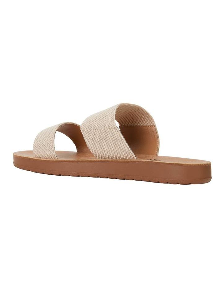 Havoc Nude Elastic Sandal image 4
