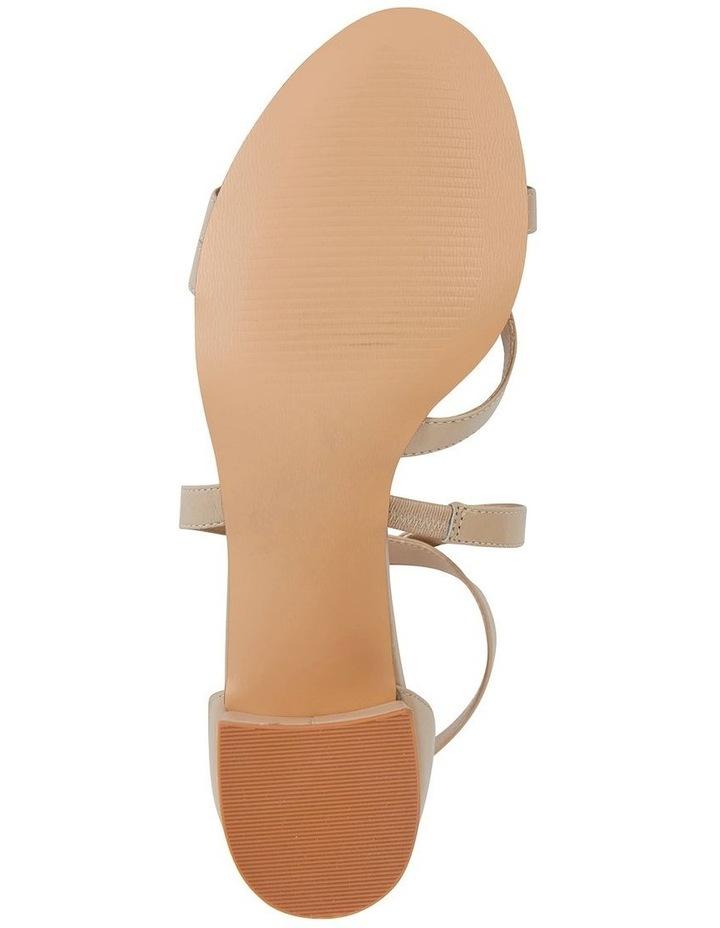 Andie Nude Glove Sandal image 5