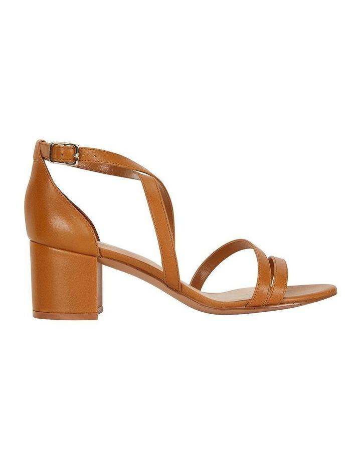 Andie Cognac Glove Sandal image 1
