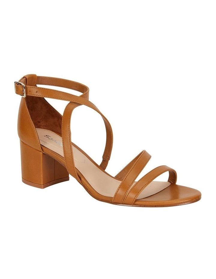 Andie Cognac Glove Sandal image 2