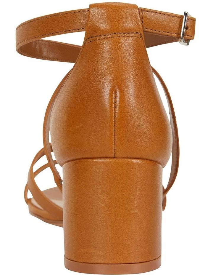 Andie Cognac Glove Sandal image 7