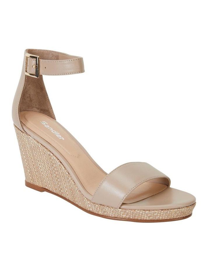 Claudia Nude Glove Sandal image 2