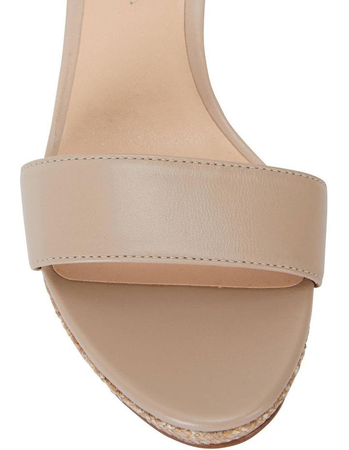 Claudia Nude Glove Sandal image 5