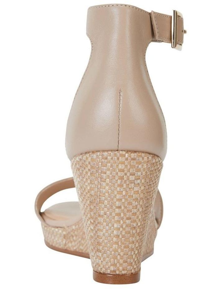 Claudia Nude Glove Sandal image 7
