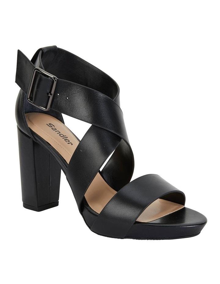 Congo Black Glove Sandal image 2