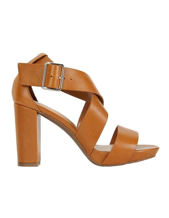 Congo Cognac Glove Sandal image 1