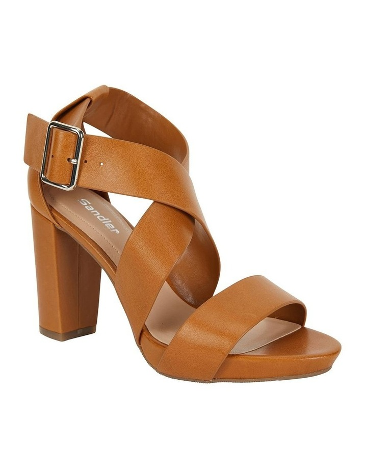 Congo Cognac Glove Sandal image 2